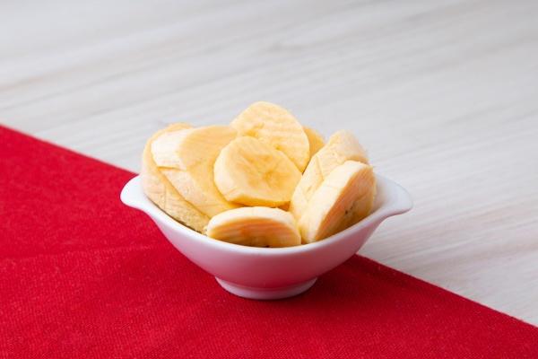 Saiba mais sobre a Banana, um dos ingredientes utilizados pela Liv Up