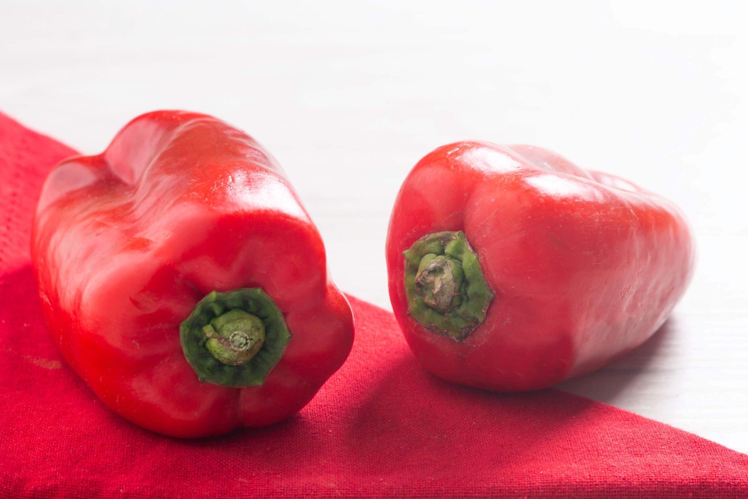 Saiba mais sobre o Pimentão, um dos ingredientes utilizados pela Liv Up
